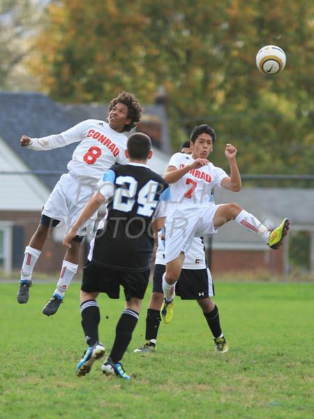 Conrad/Dickinson Soccer