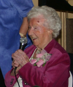 Helen Allen's 100th