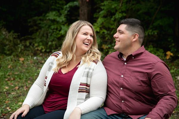 Kelly & Mark Engagement