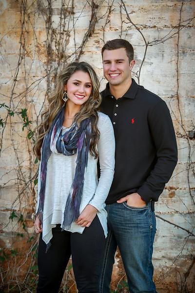 Savannah and Zack Senior