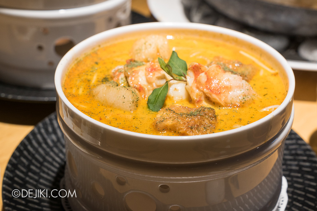 Resorts World Sentosa - RWS Invites membership dining promotion at Tung Lok Heen 5 laksa