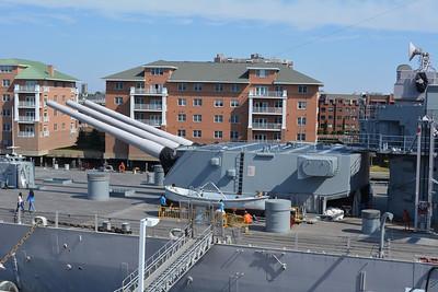 Nauticus, USS Wisconsin, and the Hamton Roads Naval Museum