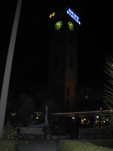 Stacee Calderon - Union Station, Portlan, OR - 02/2008