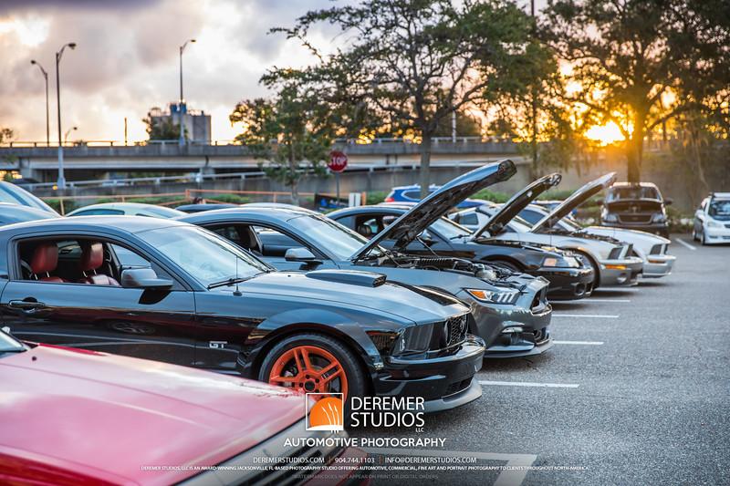 2017 10 Cars and Coffee - Everbank Field 026A - Deremer Studios LLC