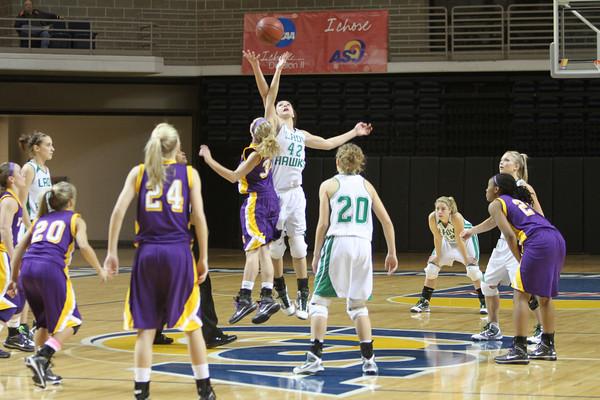 Var Girls vs Wylie @ Junell Center