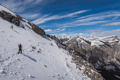 2018-04-22 Mt Yamnuska
