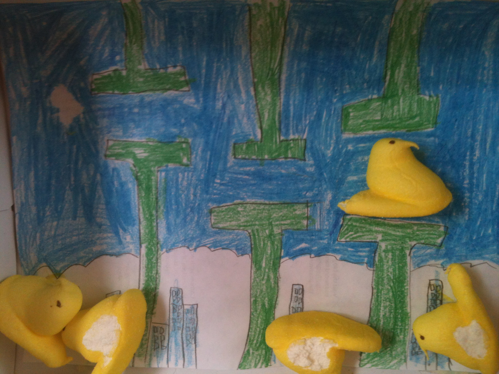 . Flappy Peeps (JC Merman)