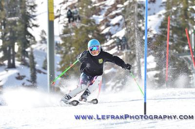 Alpine Meadows Slalom 01/27/2014