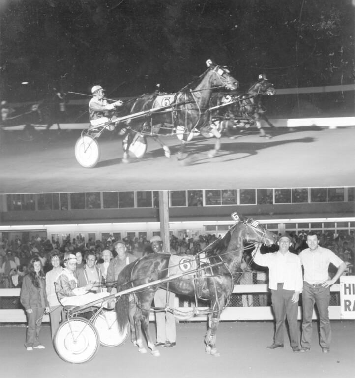 . Rick Eastman racing. (provided by Rick Eastman)