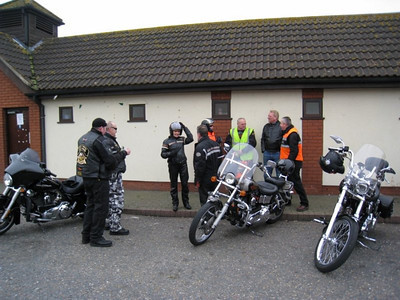 First Rideout 2011