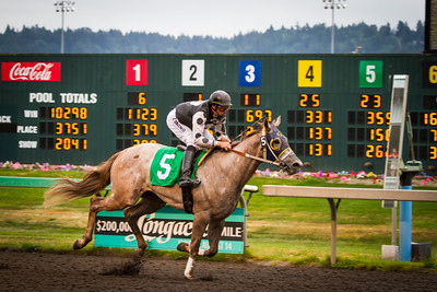 Emerald Downs Harborstone Credit Union