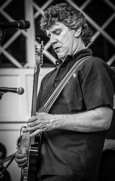 Terry Walsh--The Belfast Cowboys--Lake Harriet Bandshell, 2015