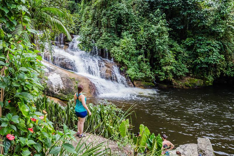 trip to Brazil itinerary - Serra de Bocana National Park