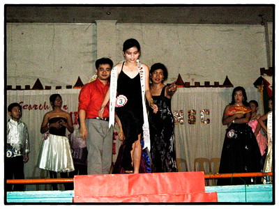 Mr & Ms SFAMSC Coronation Night SY 2008-2009