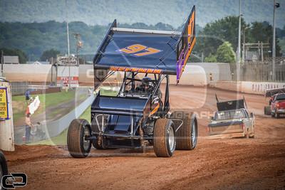 Port Royal Speedway 7-20-19