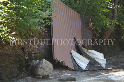Hurricane Irene Aftermath: Town of Windham & Greene County, NY 30 Aug 2011