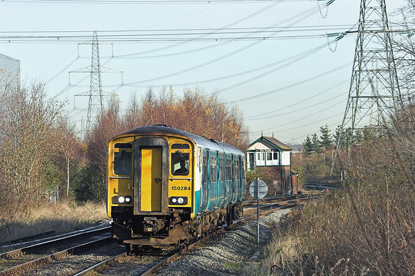 29th November 2012: Warrington and The Borderlands Line