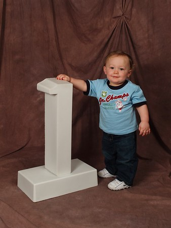 2008-09 Jr's 1 Year Old Photos - Sears