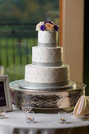 Details: Cake, Flowers, Venue, Etc.