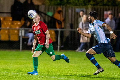Coventry Sphinx vs Coventry Utd - FA Cup Preliminary Round Replay - 14th Aug 2019