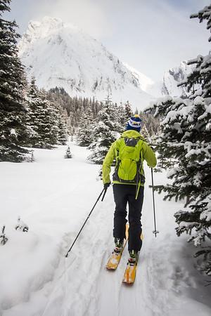 2018/19 Ski adventures