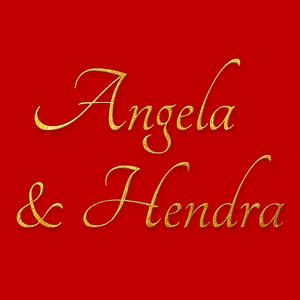 Angela & Hendra