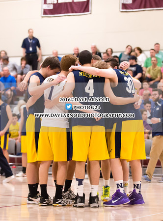 6/15/2016 - MIAA D1 Boys State Final - Boys Varsity Volleyball - Framingham vs Needham