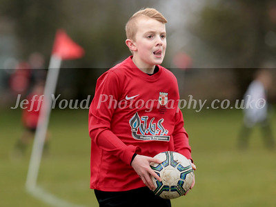 HTJ  U10J  v  FOREST GREEN ROVERS U10