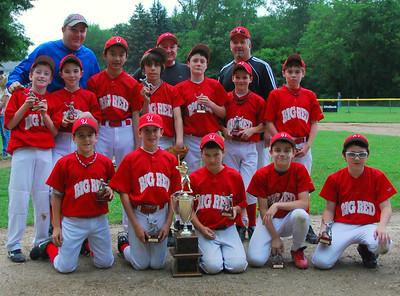 Big Red Baseball - Spring 2011