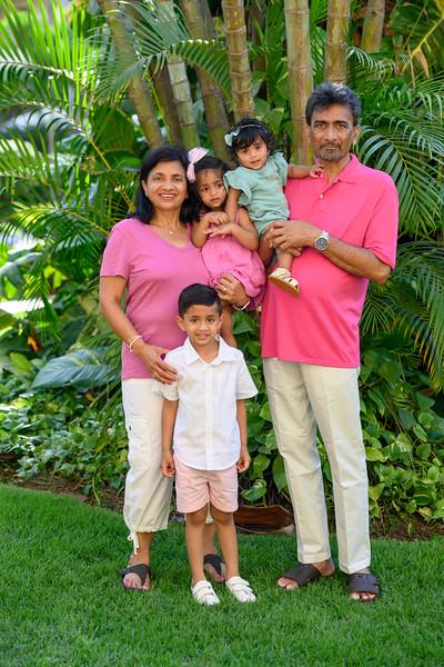 Patel-Shah Family