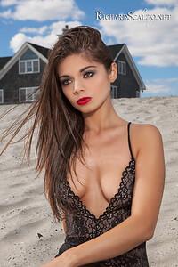 Photographer: Richard Scalzo Model: Arielle Editing: Richard Scalzo  Makeup by Studio 7