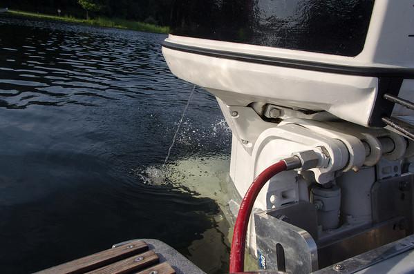 Cass Lake July 22nd 2012