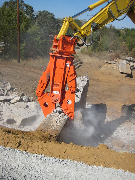 NPK M38G concrete pulverizer on Komatsu excavator-concrete recycling (7).jpg