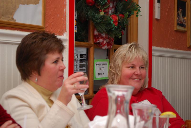 Capitalcare Christmas Dinner at Augies Restaurant