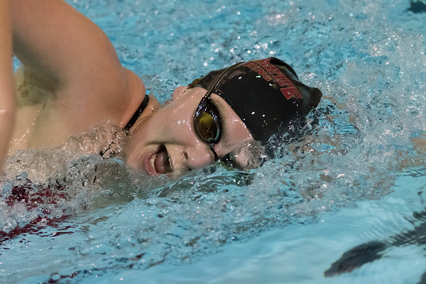 Willamette Swimming vs. Whitman - Nov. 3, 2017