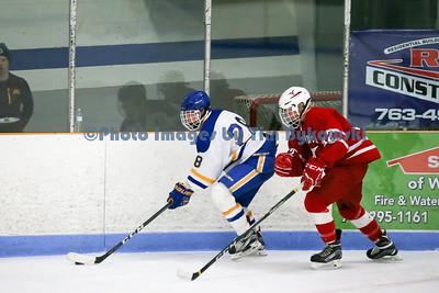 boys Hockey vs North Branch