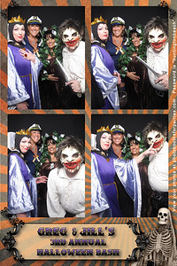 Greg and Jill's Halloween Bash