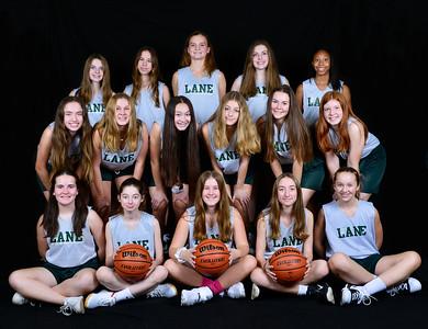 Lane Tech Basketball - Freshman Girls 2019