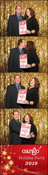 Cargo Holiday Party
