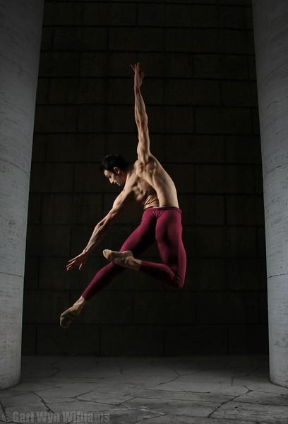 Andrea D'Ottavio - Classical ballerino