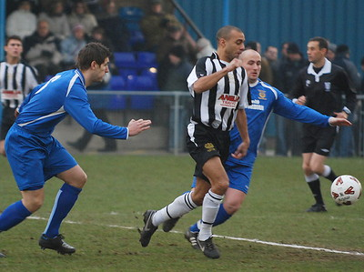 Bedford Town (A) 01/01/09