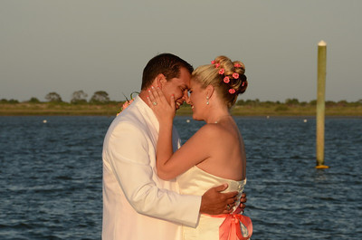 Michelle and Billy.St.Augustine, Florida                    April 28, 2012