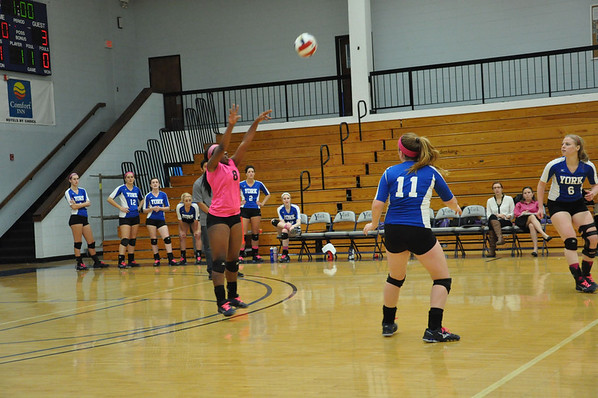 Volleyball Oct 29th