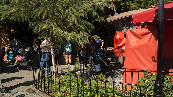 Disneyland Resort, Disneyland, Fantasyland, Village Haus Restaurant, Village Haus, Village, Haus, Red Rose Taverne, Red, Rose, Taverne, Tavern, Beauty And The Beast, Beauty, Beast