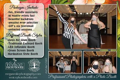 2020.08.30 - LUX's Wedding EXPO, Plantation G&CC, Venice, FL