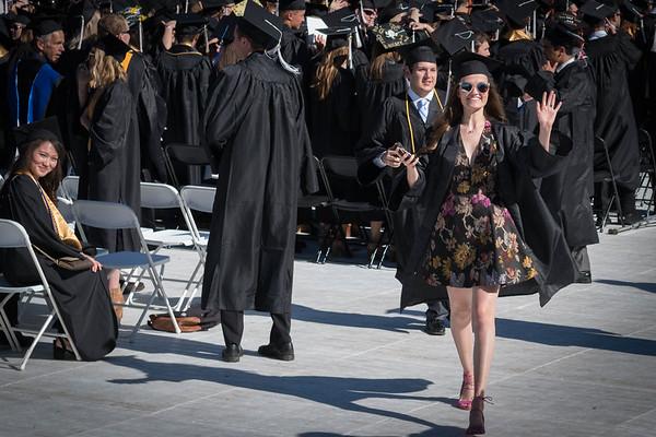 CU Graduation