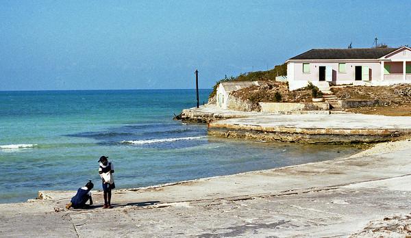 Club Med Eleuthera April 1979