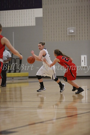 TCHS Girl's Basketball 12 - 13