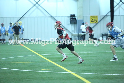 2012 USA Performax vs Canada Hillside Lacrosse