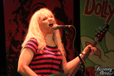 The Dollyrots @ The Roxy (West Hollywood, CA); 9/19/15